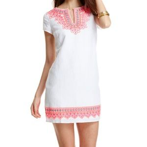 Vineyard Vines | Island Embroidered Tunic Dress